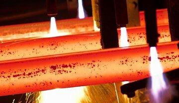 تولید فولاد خام ایران در ۱۰ ماهه امسال به مرز ۲۳.۸ میلیون تن رسید