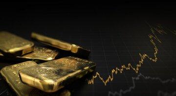 کاهش ۲۰۰ دلاری بهای طلا در سه ماهه اول سال