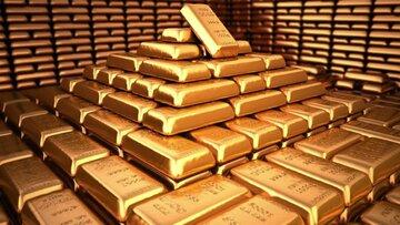 تضعیف بهای طلا در پی تقویت ارزش دلار