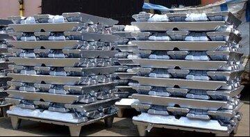 رشد حدود یک درصدی قیمت آلومینیوم