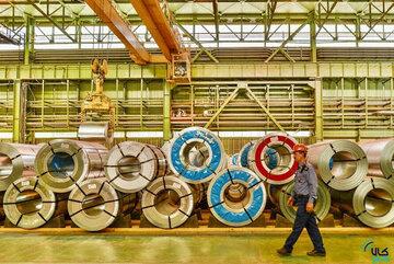 فولاد مبارکه برای تامین مالی ۱۰ هزار میلیارد ریالی به بورس کالا می آید