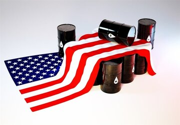 افت ۶۰۰ هزار بشکه ای تولید روزانه نفت آمریکا در ۲۰۲۰