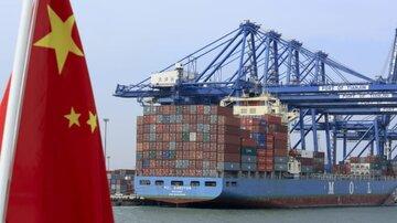 کند شدن رشد صادرات چین در ماه جولای