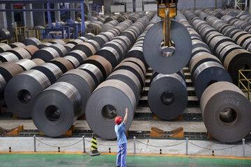 ثبت معامله ۱۰۷ هزار تن محصولات فولادی در بورس کالا