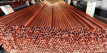 تالار محصولات صنعتی و معدنی میزبان عرضه مس مفتول و کاتد