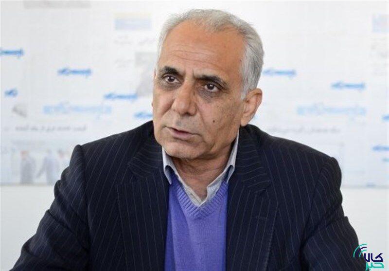علی حسینی عضو شورای ملی زعفران