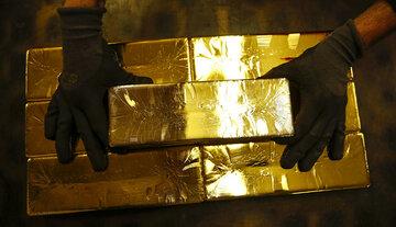 افزایش جزئی قیمت طلا با تضعیف دلار