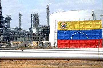 تشدید تحریمهای آمریکا علیه نفت ونزوئلا