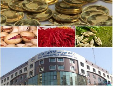 معامله ۲.۵ میلیون گواهی سپرده کالایی در بورس کالا/ رشد ۵۹ درصدی حجم معاملات هفتگی