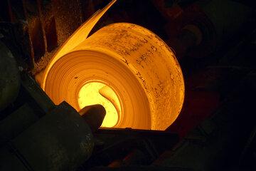 عرضه ۹۲ هزار تن فولاد در بورس کالا