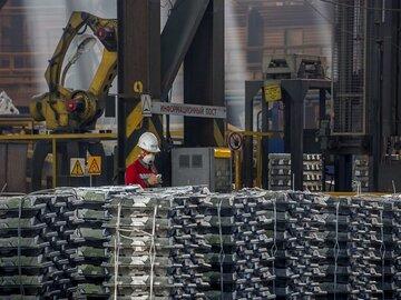 حفظ روند صعودی قیمت آلومینیوم در بورس لندن
