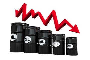 افت نیم درصدی بهای نفت