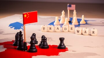 اختلاف چین و آمریکا مانع رشد شاخص بورس های جهانی شد