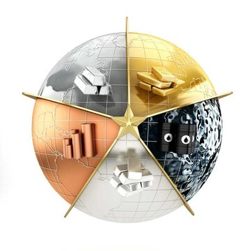 مروری بر تحولات بازارهای کالایی