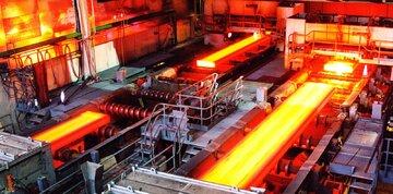عرضه ۳۰۲ هزار تن فولاد در بورس کالا