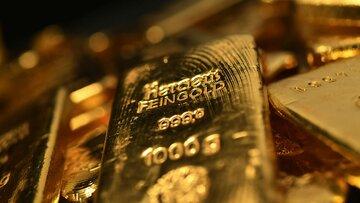 تضعیف دلار طلا را بالا برد