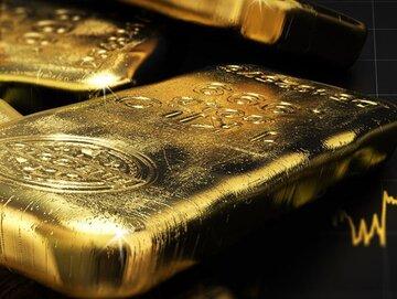 طلا در مسیر اصلاح قیمت قرار گرفت