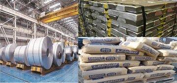 رشد تولید فولاد و ۵ کالای منتخب معدنی در ۴ ماهه امسال