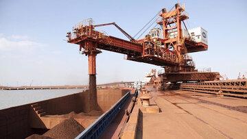 اصلاح قیمت سنگ آهن به تعویق افتاد
