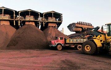 تمایل چینی ها به خرید سنگ آهن خلوص پایین
