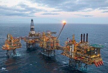 آغاز تولید در میدان نفتی جدید دریای جنوبی چین