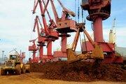 کاهش واردات سنگ آهن چین در ماه گذشته