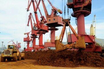 صعود دوباره سنگ آهن در بازارهای جهانی