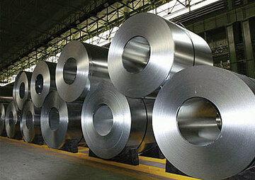 دادوستد ۱۸ هزار تن انواع ورق فولادی در بورس کالا