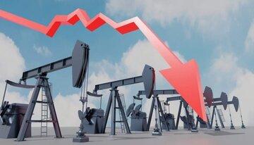 نفت روند کاهشی هفته قبل را تداوم بخشید
