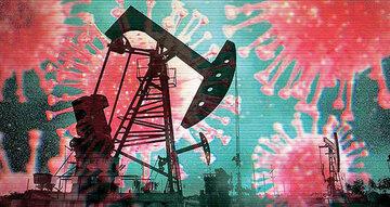 امیدها برای رسیدن نفت به بالای ۷۰ دلار کاهش یافت