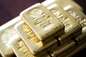 افت ۲ درصدی قیمت طلا در یک روز