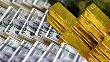کاهش بهای طلا همزمان با ترمیم ارزش دلار