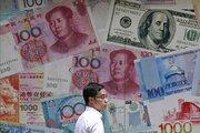 افزایش ۱۰۰ میلیارد دلاری ذخایر ارزی چین در سال گذشته