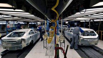 سقوط ۳۲ درصدی تولید خودرو در جهان
