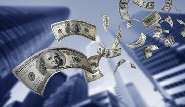 ریزش دلار در روز انتخابات آمریکا