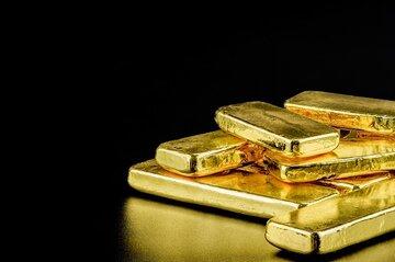 طلا در بالاترین سطح سه ماهه ایستاد