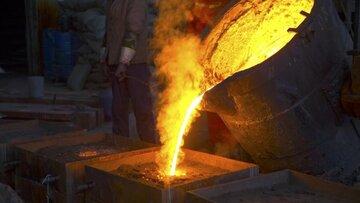 نام ایران در میان ۱۰ کشور نخست تولیدکننده فولاد جهان