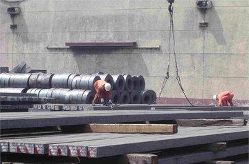 رشد ۴۸ درصدی صادرات فولاد ایران
