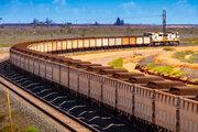 سنگ آهن ناجی تجارت استرالیا و چین