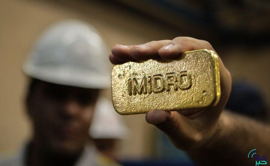 تولید طلای زرشوران جهار رقمی شد