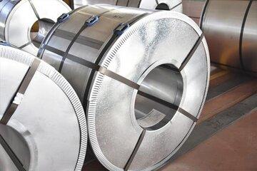 ثبت معامله ورق فولادی، شمش بلوم و تختال در بورس کالا
