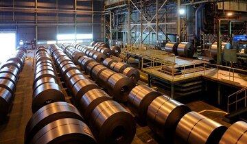 دادوستد ۳۳ هزار تن ورق فولادی در بورس کالا