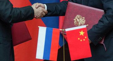 مشارکت روسیه و چین در صنعت پتروشیمی
