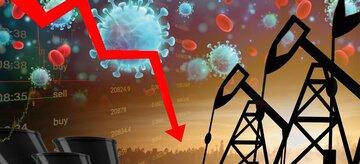 ریزش نفت به دنبال تهدید نوع دلتای کرونا