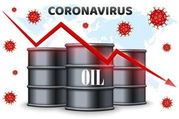 بحران کرونا در هند نفت را نزولی کرد