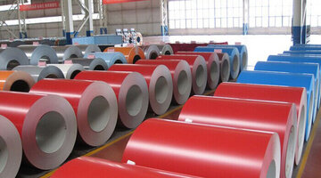 عرضه ۹۷ هزار تن ورق فولادی در بورس کالا