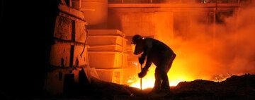 افزایش ۲ برابری تولید در زنجیره فولاد کشور