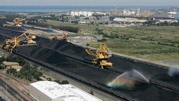 تولید زغال سنگ چین از ۹۷۰ میلیون تن فراتر رفت