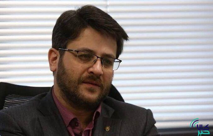 حسین نیکخواه مدیرعامل نفت پاسارگاد