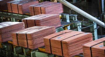 قیمت فلز سرخ از ۸۸۰۰ دلار هم عبور کرد